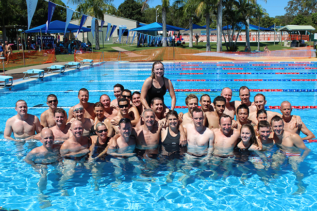 Aqualicious at the 2012 State Titles